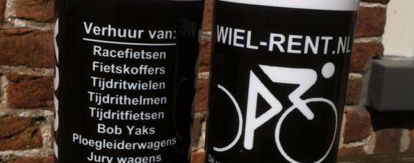 WIEL-RENT, de verhuursite voor wielrenners
