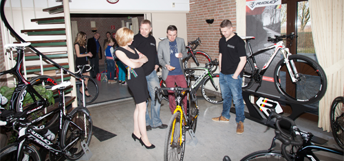 Bike Repair Geldermalsen met Ridley collectie