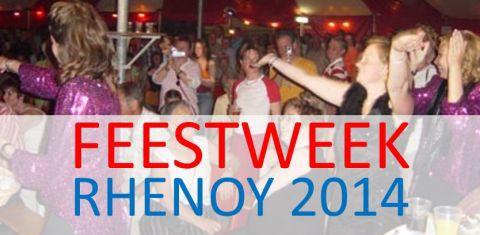 Feestweek Rhenoy 2014